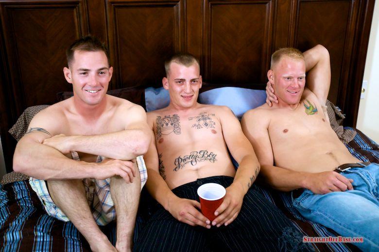 Dane, Jack & Quinn