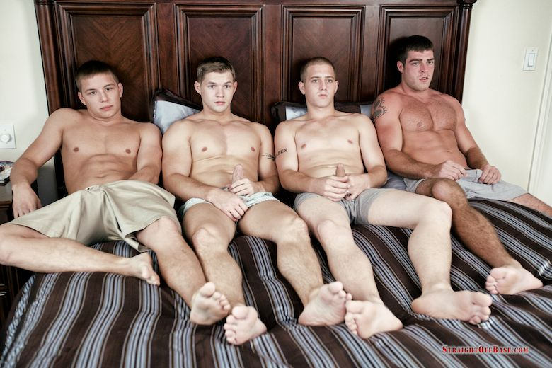 Kaden, Randy, Thomas & Damien